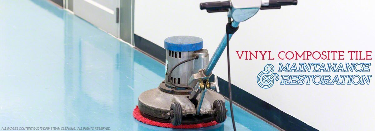 Vct Vinyl Composite Tile Strip Wax And Polish In Dallas