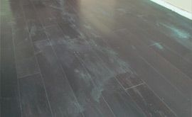 Dallas acrylic wax removal from hard wood floors
